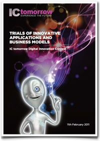 IC tomorrow Digital Innovation Contest - Overview - Technology Strategy Board | music innovation | Scoop.it