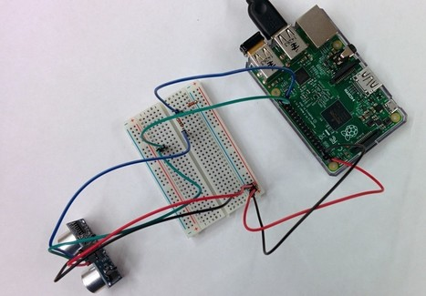 Your Smart IOT: Building a Raspberry Pi Motion Sensor with Realtime Alerts | iNovate | Scoop.it