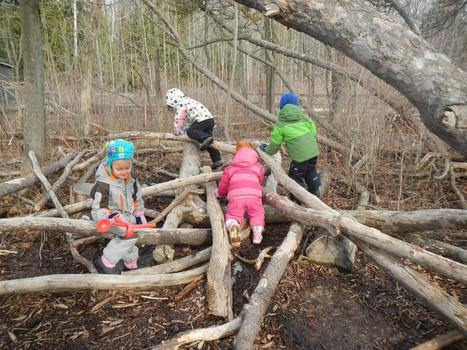 The Importance of Children's Risky Play | TCDSB Leadership Strategy Influential Books and Documents | Scoop.it