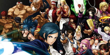 The King of Fighters: Tendrá anime y live action | Noticias Anime [es] | Scoop.it