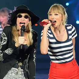 Carly Simon Joins Taylor Swift Onstage - Rolling Stone   Bruce Springsteen   Scoop.it