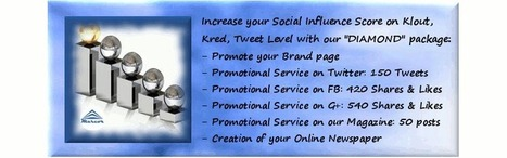 "Social Media Advertising ""Diamond"" 