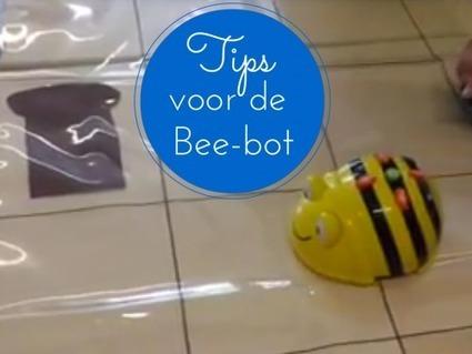 Tips om te werken met de Bee-bot - Juf Maike   Programmeren voor kinderen   Scoop.it