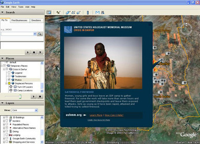 Photo: Photos, Video Expose Darfur Atrocities in Google Earth | Darfur Devastation | Scoop.it