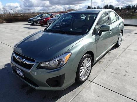 New 2014 Subaru Impreza 2.0i Premium 4dr w/All-Weather/Alloy Wheel/Nav For Sale in Salem | Portland, Beaverton, McMinnville, OR | S011191 | New and used Vehicles | Scoop.it