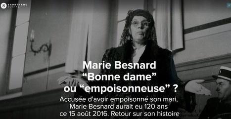 [ LONG FORMAT ] Marie Besnard aurait eu 120 ans | ChâtelleraultActu | Scoop.it