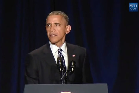 Obama urges young African leaders to support gay rights | Gender, Religion, & Politics | Scoop.it