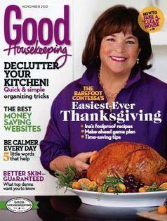 Get, Read, Simple: Good House Keeping - November 2013 | freepubtopia | Scoop.it