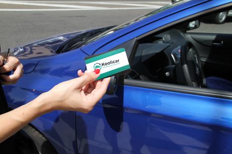 themavision.fr - Koolicar : Une solution d'autopartage pour mutualiser et optimiser l'usage de la voiture | Transport & territoires | Scoop.it