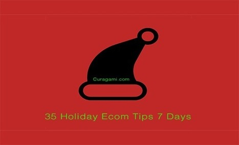 Holiday Ecommerce Secrets Magazine: 35 Tips in 7 Days | Ecom Revolution | Scoop.it