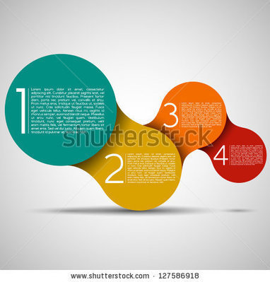 100+ Premium Vector Infographics Templates - Free Vector Download - FreeVectors.me | freevectors.me | Scoop.it