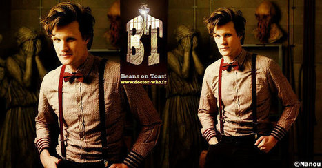 50 ans de Doctor Who: Un biopic pour 2013 | Beans On Toast | And Geek for All | Scoop.it
