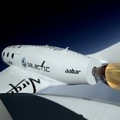 When Virgin Galactic Broke the Speed of Sound: Photos | DNews | The NewSpace Daily | Scoop.it