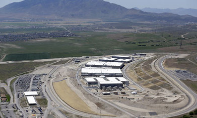 Welcome to Utah, the NSA's desert home for eavesdropping on America | UnSpy - For Liberty! | Scoop.it