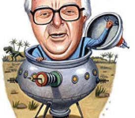 Ray Bradbury Was Better Than A Literary Icon. He Was A God of Pulp. | Online Creative Social Mobile Writing, Storytelling | Scoop.it
