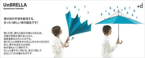 UnBRELLA アッシュコンセプト【オフィシャル】 デザインプロダクトshop | Heron | Scoop.it