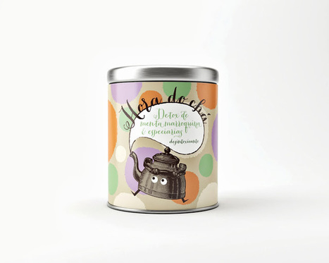 Brigaderia Tea Time Collection on Packaging of the World - Creative ... | Disruptive Design | Scoop.it