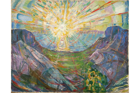 Exhibition at Tate Modern reassesses the work of Norwegian painter Edvard Munch | Museums and cultural heritage news | Scoop.it