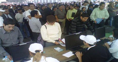Feria de Empleo del DF ofrece 12 mil vacantes - Nota - Finanzas - www.aztecanoticias.com.mx | Mexico | Scoop.it