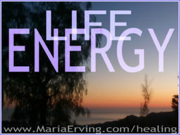 "Reiki Healing and ""My"" Healing is the same energy · Maria Erving :: Maria Erving 