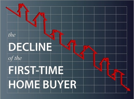 The Decline of the First Time Home Buyer | Real Estate | Scoop.it
