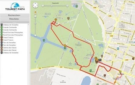 Préparer une visite touristique sur Google Maps avec Tourist Path | TICE & FLE | Scoop.it
