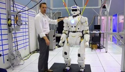 Avec le robot humanoïde Valkyrie, la Nasa pense à Mars | I was here | Scoop.it