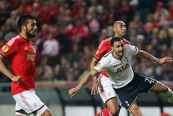 Benfica 2 – 2 Tottenham Hotspur (Europa League)   Europa League Last 16 Tie   Scoop.it