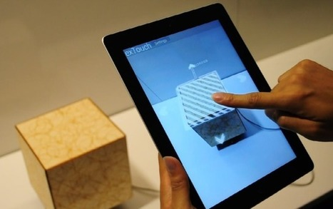 exTouch - Manipulation of actuated objects by Augmented Reality ...   CHI at EstiaResearch   Scoop.it