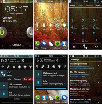 The CoD RoM for samsung galaxy y S5360 with kuro kernel ~ All about  galaxy y | manoj | Scoop.it