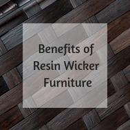 8 Benefits of Resin Wicker Outdoor Furniture vs Aluminum - Design Furnishings   Outdoor Furnishings   Scoop.it