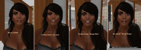 Second Life: Smile Shape Tutorial | Second Life - Guides - Tutorials | Scoop.it