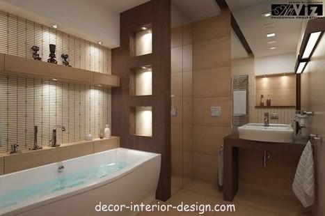 Bathroom interior design   Home Decor   Scoop.it