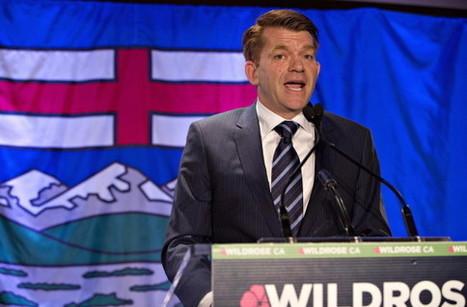 Alberta Wildrose Will Continue Efforts To Unite With PCs, Leader Says   Politics in Alberta   Scoop.it