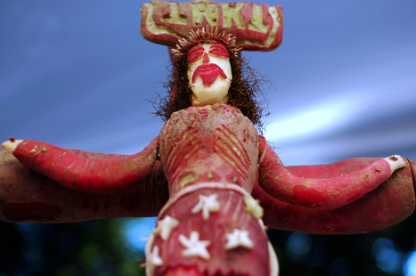 Survived The Mayan Apocalypse? Here Come The Radish People : NPR | Foodie | Scoop.it