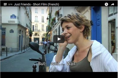Paris, in 15 Short Films - | college d'options artistiques | Scoop.it