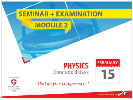 EASA Part 66 Module 2 Seminar - Physics | AML Basic Maintenance Training | Scoop.it