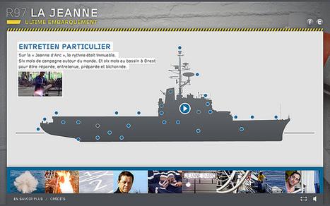 Cross Media Consulting : L'actu media web - La Jeanne : quand le webdocu s'attaque à un mythe des mers | crossmedia-transmedia | Scoop.it