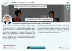 Simulateur d'entretien de recrutement - Apec.fr | Bcar Telecom ParisTech | Scoop.it