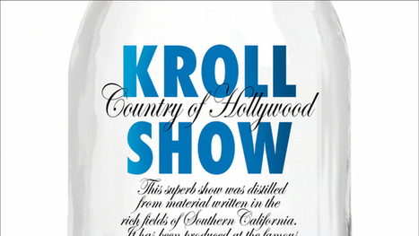 """Can You Identify All 29 Of These """"Kroll Show"""" Logo Parodies?   Media, Magic and Miracles   Scoop.it"""