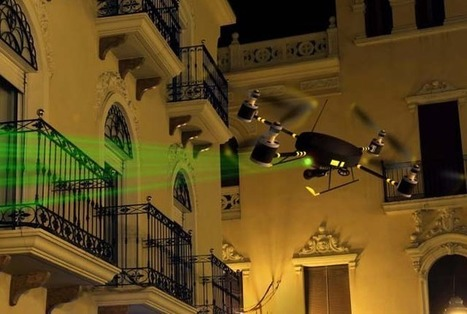 Drones d'hacktivistes | Sciences & Technology | Scoop.it