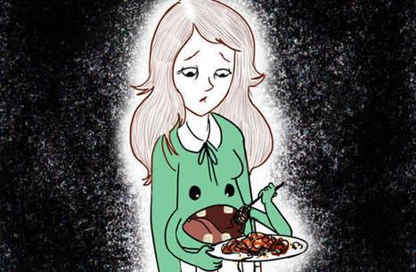 J'ai testé pour vous : avoir des troubles du comportement alimentaire | Etude | Scoop.it