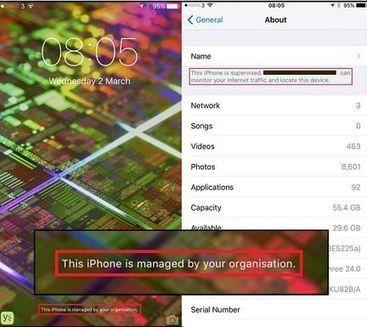 iOS 9.3 : les DSI pourront imposer un écran d'accueil et des applications métier   mlearn   Scoop.it