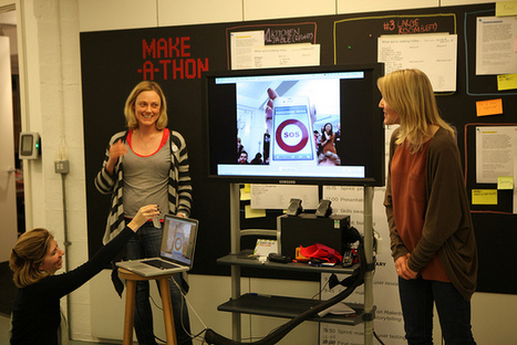 IDEO Labs » Prototyping an IDEO Make-a-thon | Open P2P ReadWrite Museums • Free Culture • Co Creation | Scoop.it
