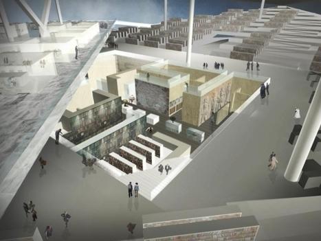 Architecture : Rem Koolhass renoue avec les bibliothèques | The Architecture of the City | Scoop.it