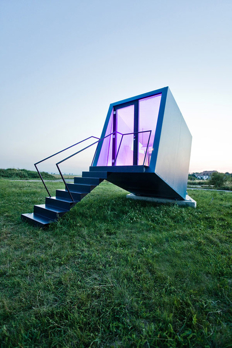 Hypercubus par Studio WG3 | Journal du Design | Ageka les matériaux pour la construction bois. | Scoop.it