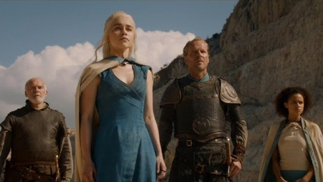 """""""Game of Thrones"""" ... Season 4 is almost here amiguitos : ) 