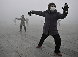 China's Skies: Toxic levels of pollution | EndGameWatch | Scoop.it
