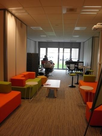 Le coworking à Caen, c'est au Forum digital ! | Teletravail et coworking | Scoop.it