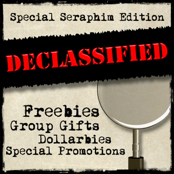 DECLASSIFIED for the week of May 4! | Finding SL Freebies | Scoop.it